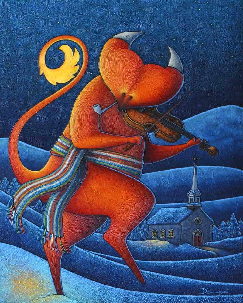 Au diable les violons!