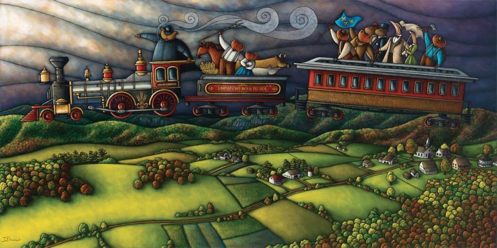 Un chemin de fer, un chemin à faire